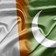 Stock Photo: Ireland and Pakistan