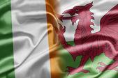 Ireland and Wales — Stock Photo