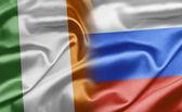 Ireland and Russia — Stock Photo