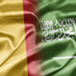 Stock Photo: Belgium and Saudi Arabia