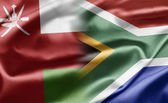 Oman and South Africa — Stock Photo