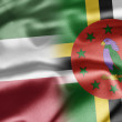 Stock Photo: Kuwait and Dominica