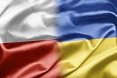 Poland and Ukraine — Stock Photo