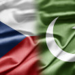 Stock Photo: Czech Republic and Pakistan