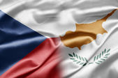 Czech Republic and Cyprus — Stock Photo