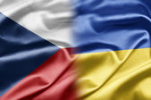 Czech Republic and Ukraine — Stock Photo