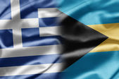 Greece and Bahamas — Stock Photo