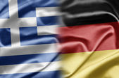 Greece and Germany — Stock Photo