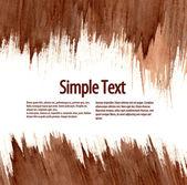 абстрактный кадр для текста. — Стоковое фото