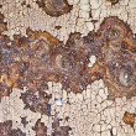 Rusty metal — Stock Photo #8062474