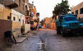 Egypt, El Quseir - street — Stockfoto