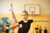 Childrens in sports — Photo