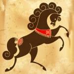 Horse — Stock Vector #26429719
