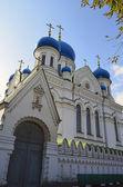 Nicholas Monastery Perervinsky — Stock Photo