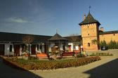 Church of the Monastery — Stock Photo