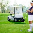 Golfer — Stock Photo #14555261