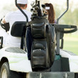 Golf cart — Stock Photo #14555309