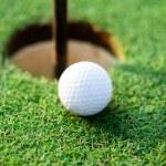 Golfing — Stock Photo #14555343