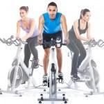 Spinning training — Stock Photo #24889195
