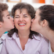 Happy mom — Stock Photo #24891601
