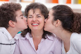Happy mom — Stock Photo