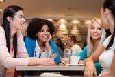 Women on coffee break — Stock Photo