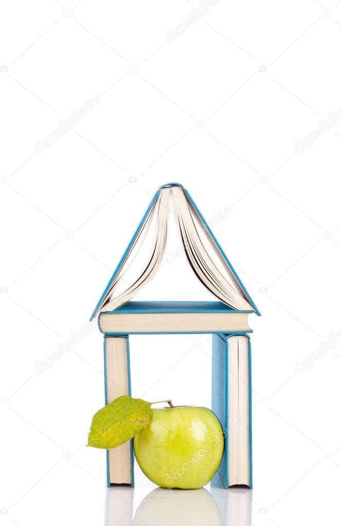 苹果和房子从书