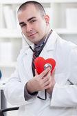 Cardiologist — Foto de Stock