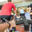 Spinning class — Stock Photo #31882711