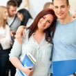 Happy students — Stock Photo #31885007