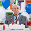 Stock Photo: 70th birthday