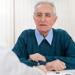 Senior patient — Stock Photo #35598711