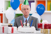 70th birthday — Stock Photo