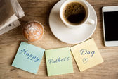 Father's day — Foto Stock