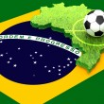 Brazil 2014 — Stock Photo