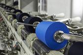 Textile factory — Stock Photo