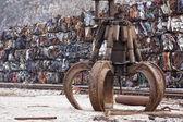 промышленные граббер — Стоковое фото