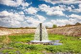 Wasser-quelle — Stockfoto