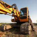 Excavator — Stock Photo #37489665