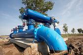 Filtracja wody — Zdjęcie stockowe