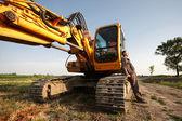 Excavadora — Foto de Stock