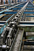 Conveyor belt — Photo