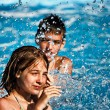 Children splash — Stock Photo #46150565