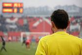 Soccer referee  — Stock Photo