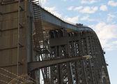 Puente del puerto de sydney — Foto de Stock