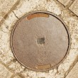Manhole cover — Photo