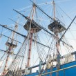 Stock Photo: Old sailing ship