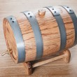 Wine barrel - Foto de Stock