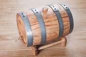 Wine barrel — Foto Stock