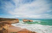 Famous australian rocks — Stock Photo